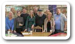 George RR Martin's Wild Cards Signing
