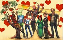 George RR Martin's Wild Cards Hearts